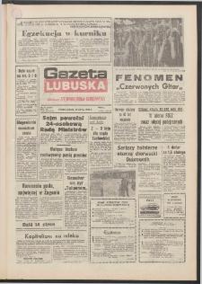Gazeta Lubuska : dawniej Zielonogórska-Gorzowska R. XL [właśc. XLI], nr 162 (13 lipca 1992). - Wyd. 1