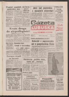 Gazeta Lubuska : weekend : dawniej Zielonogórska-Gorzowska R. XL [właśc. XLI], nr 166 (17 lipca 1992). - Wyd. 1