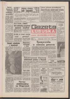 Gazeta Lubuska : dawniej Zielonogórska-Gorzowska R. XL [właśc. XLI], nr 168 (20 lipca 1992). - Wyd. 1