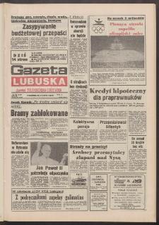 Gazeta Lubuska : dawniej Zielonogórska-Gorzowska R. XL [właśc. XLI], nr 174 (27 lipca 1992). - Wyd. 1