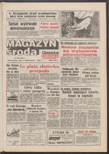 Gazeta Lubuska : magazyn środa : dawniej Zielonogórska-Gorzowska R. XL [właśc. XLI], nr 176 (29 lipca 1992). - Wyd. 1