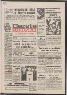 Gazeta Lubuska : dawniej Zielonogórska-Gorzowska R. XL [właśc. XLI], nr 181 (4 sierpnia 1992). - Wyd. 1