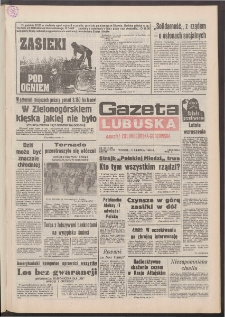 Gazeta Lubuska : dawniej Zielonogórska-Gorzowska R. XL [właśc. XLI], nr 187 (11 sierpnia 1992). - Wyd. 1