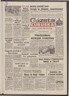 Gazeta Lubuska : weekend : dawniej Zielonogórska-Gorzowska R. XL [właśc. XLI], nr 195 (21 sierpnia 1992). - Wyd. 1