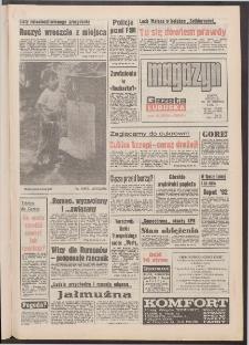 Gazeta Lubuska : magazyn : dawniej Zielonogórska-Gorzowska R. XL [właśc. XLI], nr 202 (29/30 sierpnia 1992). - Wyd. 1
