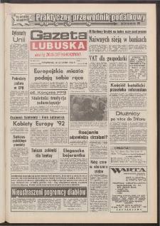 Gazeta Lubuska : dawniej Zielonogórska-Gorzowska [R. XLI], nr 280 (30 listopada 1992). - Wyd. 1