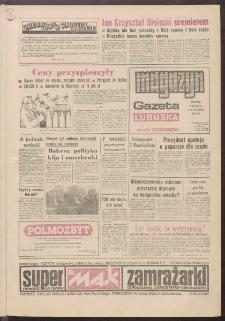 Gazeta Lubuska : magazyn : dawniej Zielonogórska R. XXXIX [właśc. XL], nr 4 (5/6 stycznia 1991). - Wyd. 1