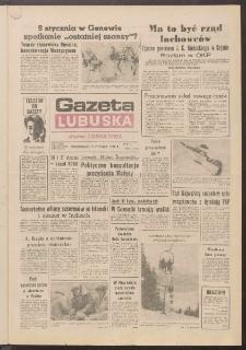 Gazeta Lubuska : dawniej Zielonogórska R. XXXIX [właśc. XL], nr 5 (7 stycznia 1991). - Wyd. 1