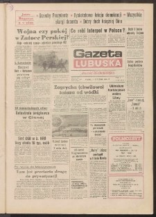Gazeta Lubuska : dawniej Zielonogórska R. XXXIX [właśc. XL], nr 9 (11 stycznia 1991). - Wyd. 1