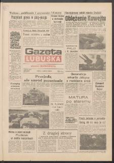 Gazeta Lubuska : dawniej Zielonogórska R. XXXIX [właśc. XL], nr 27 (1 lutego 1990 [właśc. 1991]). - Wyd. 1