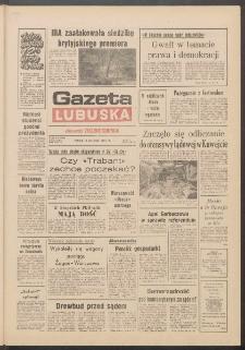 Gazeta Lubuska : dawniej Zielonogórska R. XXXIX [właśc. XL], nr 33 (8 lutego 1991). - Wyd. 1