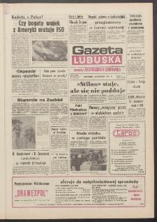 Gazeta Lubuska : dawniej Zielonogórska-Gorzowska R. XXXIX [właśc. XL], nr 90 (18 kwietnia 1991). - Wyd. 1