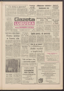 Gazeta Lubuska : dawniej Zielonogórska-Gorzowska R. XXXIX [właśc. XL], nr 103 (6 maja 1991). - Wyd. 1