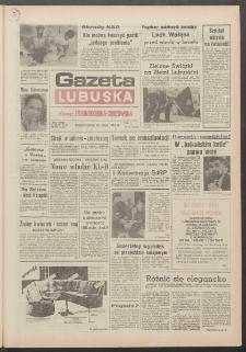 Gazeta Lubuska : dawniej Zielonogórska-Gorzowska R. XXXIX [właśc. XL], nr 115 (20 maja 1991). - Wyd. 1