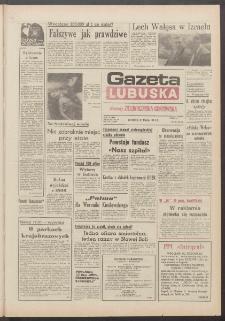 Gazeta Lubuska : dawniej Zielonogórska-Gorzowska R. XXXIX [właśc. XL], nr 116 (21 maja 1991). - Wyd. 1