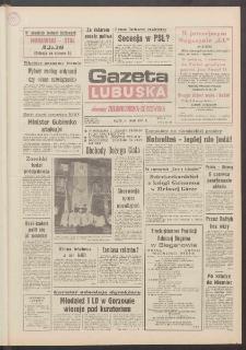 Gazeta Lubuska : dawniej Zielonogórska-Gorzowska R. XXXIX [właśc. XL], nr 124 (31 maja 1991). - Wyd. 1