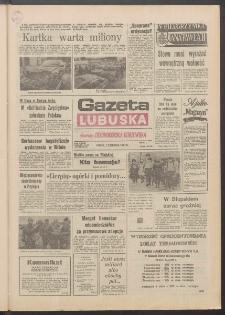 Gazeta Lubuska : dawniej Zielonogórska-Gorzowska R. XXXIX [właśc. XL], nr 130 (7 czerwca 1991). - Wyd. 1