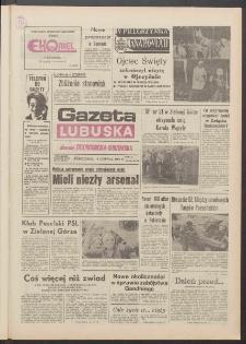 Gazeta Lubuska : dawniej Zielonogórska-Gorzowska R. XXXIX [właśc. XL], nr 132 (10 czerwca 1991). - Wyd. 1