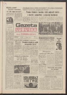 Gazeta Lubuska : dawniej Zielonogórska-Gorzowska R. XXXIX [właśc. XL], nr 139 (18 czerwca 1991). - Wyd. 1