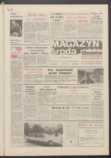 Gazeta Lubuska : magazyn środa : dawniej Zielonogórska-Gorzowska R. XXXIX [właśc. XL], nr 140 (19 czerwca 1991). - Wyd. 1