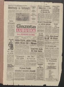 Gazeta Lubuska : dawniej Zielonogórska-Gorzowska R. XXXIX [właśc. XL], nr 150 (1 lipca 1991). - Wyd. 1