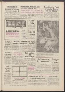 Gazeta Lubuska : magazyn : dawniej Zielonogórska-Gorzowska R. XXXIX [właśc. XL], nr 161 (13/14 lipca 1991). - Wyd. 1