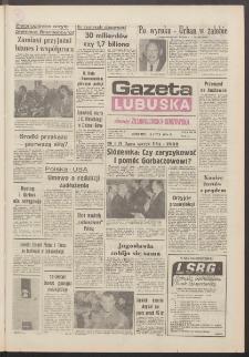 Gazeta Lubuska : dawniej Zielonogórska-Gorzowska R. XXXIX [właśc. XL], nr 165 (18 lipca 1991). - Wyd. 1