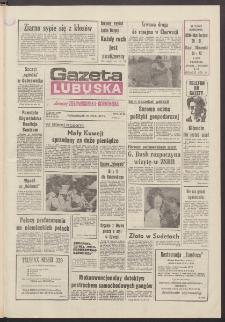 Gazeta Lubuska : dawniej Zielonogórska-Gorzowska R. XXXIX [właśc. XL], nr 174 (29 lipca 1991). - Wyd. 1