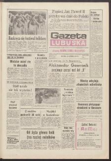 Gazeta Lubuska : dawniej Zielonogórska-Gorzowska R. XXXIX [właśc. XL], nr 187 (13 sierpnia 1991). - Wyd. 1