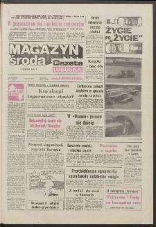 Gazeta Lubuska : magazyn środa : dawniej Zielonogórska-Gorzowska R. XXXIX [właśc. XL], nr 182 (7 sierpnia 1991). - Wyd. 1