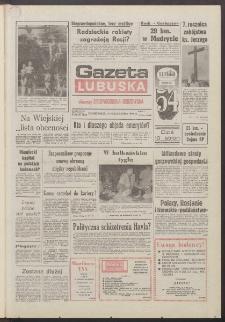 Gazeta Lubuska : dawniej Zielonogórska-Gorzowska R. XXXIX [właśc. XL], nr 245 (21 października 1991). - Wyd. 1