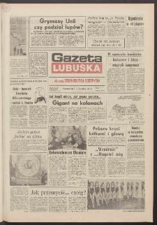 Gazeta Lubuska : dawniej Zielonogórska-Gorzowska R. XXXIX [właśc. XL], nr 279 (2 grudnia 1991). - Wyd. 1