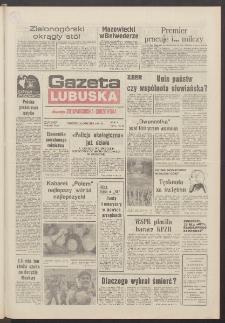 Gazeta Lubuska : dawniej Zielonogórska-Gorzowska R. XXXIX [właśc. XL], nr 286 (10 grudnia 1991). - Wyd. 1
