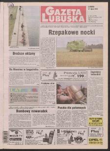 Gazeta Lubuska R. XLVI [właśc. XLVII], nr 169 (21 lipca 1998). - Wyd 1