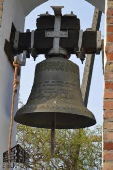Studzionka (kościół filialny) - dzwon (datowanie 1793)
