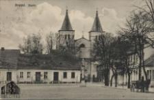 Babimost / Bomst; Markt