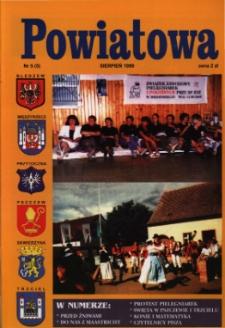 Powiatowa, nr 5 (5) (sierpień 1999)