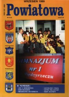 Powiatowa, nr 6 (6) (wrzesień 1999)