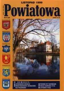 Powiatowa, nr 8 (8) (listopad 1999)