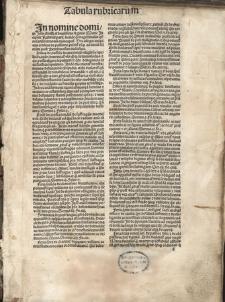 Rosarium sermonum, cum additionibus Illuminati Novariensis et Samuelis Cassinensis