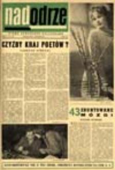 Nadodrze: pismo społeczno-kulturalne, kwiecień 1960