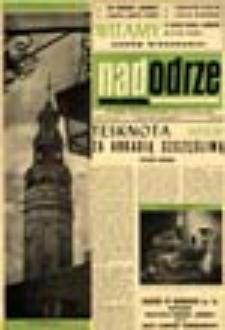 Nadodrze: pismo społeczno-kulturalne, październik 1960
