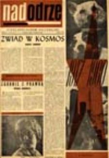 Nadodrze: pismo społeczno-kulturalne, listopad 1960