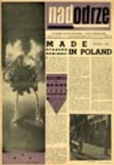 Nadodrze: pismo społeczno-kulturalne, grudzień 1960