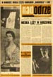 Nadodrze: pismo społeczno-kulturalne, sierpień 1960