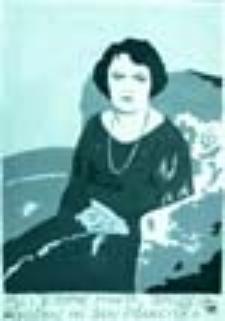 Mrs. Jerome Pnaff Bandenführerin in San Francisko