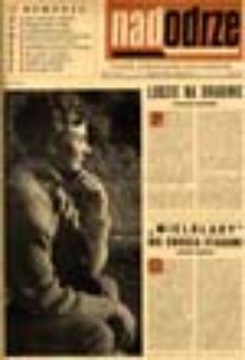Nadodrze: pismo społeczno-kulturalne, listopad 1961