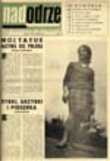 Nadodrze: pismo społeczno-kulturalne, czerwiec 1962