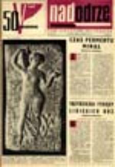 Nadodrze: pismo społeczno-kulturalne, listopad 1962