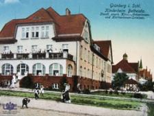 Zielona Góra / Grünberg; Kinderheim Bethesda; Dom Anny Borchers